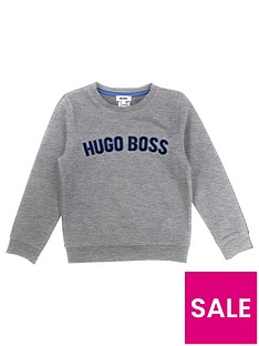 boss-boys-crew-neck-sweat-top
