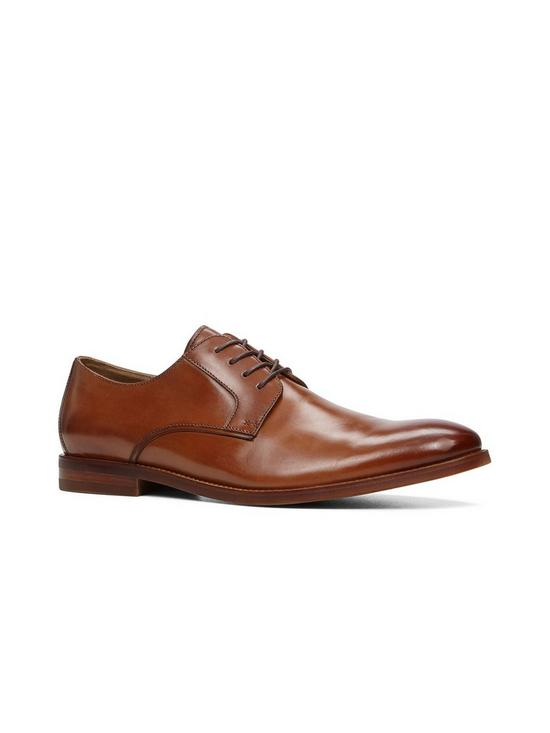 Aldo Yilaven Leather Derby Shoes In