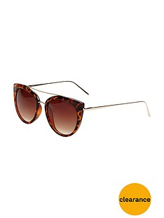 v-by-very-tortoiseshellnbspcateye-round-sunglasses