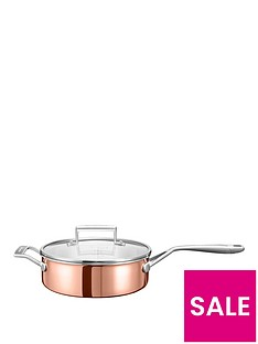 kitchenaid-3-ply-copper-cookware-collection-ndash-24cm-sauteacute-pan