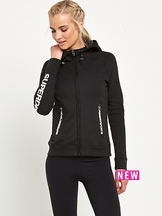superdry-gym-tech-zip-hood-top-black