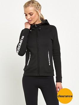 superdry-gym-tech-zip-hood-top-black