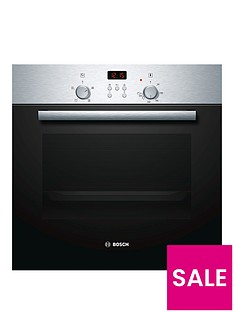 bosch-serie-2-hbn331e4b-60cm-built-in-electric-single-oven-with-3d-hotair-stainless-steel