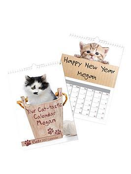 personalised-cat-tastic-2017-calendar
