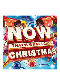 nownbspthats-what-i-call-christmas-cd