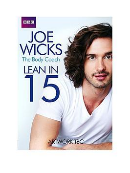 joe-wicks-the-body-coach-lean-in-15-dvd