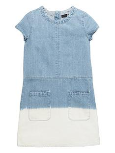 v-by-very-girls-ombre-denim-dress