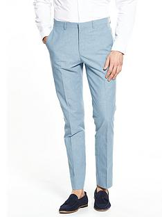 v-by-very-slim-fit-chambray-trouser