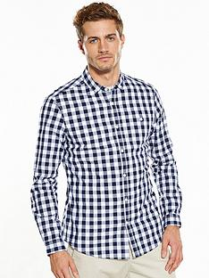 v-by-very-long-sleeve-gingham-shirt