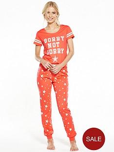v-by-very-sorry-not-sorry-pyjama-set-coralnbsp