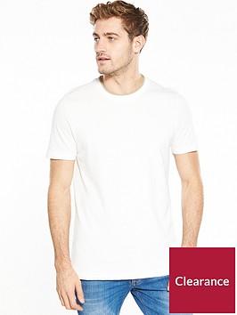 v-by-very-short-sleeve-pique-t-shirt