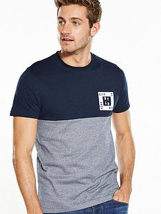 v-by-very-short-sleeve-colour-block-t-shirt