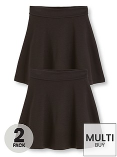v-by-very-schoolwear-girls-jersey-skater-school-skirts-black-2-pack