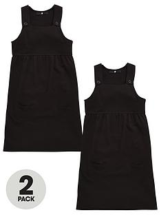 v-by-very-girls-2-pack-jersey-school-pinafore
