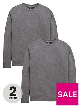 v-by-very-3-pack-crew-neck-school-sweatshirts