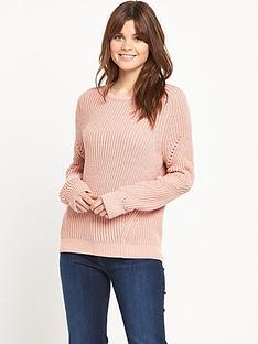 calvin-klein-sunny-sweater-mellow-rose