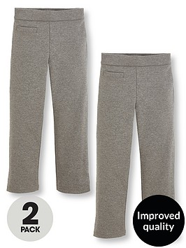 v-by-very-girls-2-pack-jersey-school-trousers