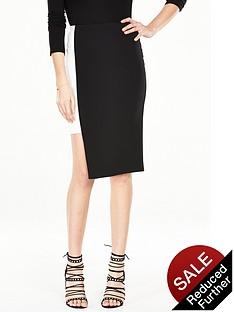 v-by-very-step-hem-colour-block-skirt