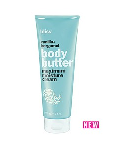 bliss-vanilla-amp-bergamot-body-butter-200ml