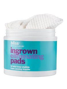bliss-ingrown-hair-eliminating-peeling-pads-box-of-50