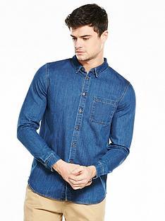 dr-denim-mick-denim-shirt