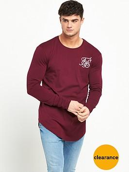 sik-silk-curved-hem-ls-tshirt