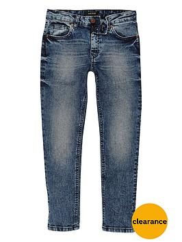 river-island-boys-blue-eagle-patch-dylan-slim-fit-jeans