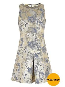 river-island-girls-blue-floral-metallic-prom-dress