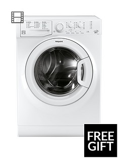 Hotpoint FML742P7kgLoad, 1400 Spin Washing Machine with Anti-Stain Technology- White