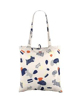 radley-radley-love-me-love-my-dog-foldaway-tote-bag