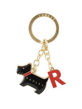 radley-pageant-initial-keyring