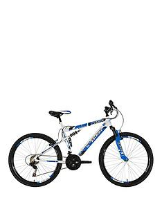 Boss Men's Astro Mountain Bike - Blue/White, Size 26 Best Price and Cheapest