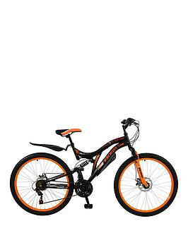boss-cycles-black-ice-mens-mountain-bike-18-inch-frame