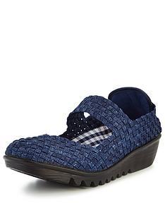 adesso-may-wedge-mary-jane-elastic-shoe