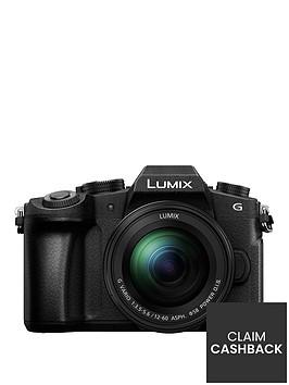 panasonic-lumix-dmc-g80-mirrorlessnbspcompact-system-camera-12-60mm-lens-4k-ultra-hd-wi-fi-olednbsplive-viewfinder-3-lcdnbspvari-angle-touch-screen-with-pound100-cashback-black