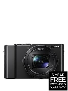 panasonic-lumix-dmc-lx15-in-black-201mp-f14-28-leica-lens-1-inch-sensor-4knbsp