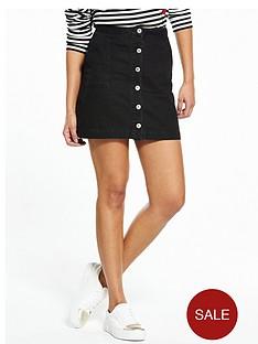 v-by-very-button-through-a-line-mini-skirt