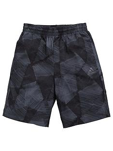 adidas-older-boys-3s-woven-short