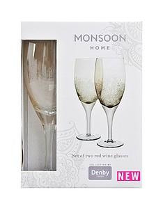 denby-set-of-8-monsoon-lucille-redwhite-wine-glasses