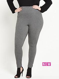 so-fabulous-control-panel-textured-legging-grey