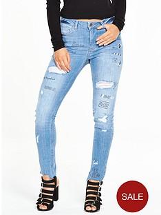 v-by-very-petite-petite-sketch-amp-badge-skinny-jean