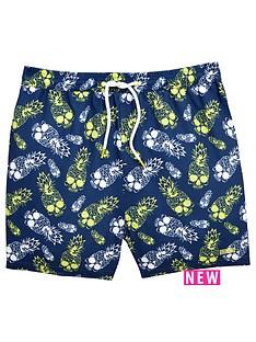 v-by-very-pineapple-skull-swimshort