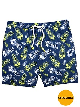 v-by-very-pineapple-skull-swimshort