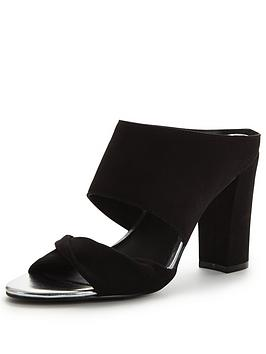 v-by-very-lily-occasion-twist-front-mule-black