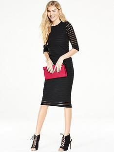 v-by-very-mesh-stripe-dress