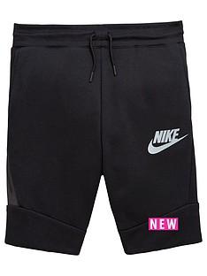 nike-nike-older-boys-tech-fleece-short