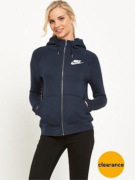 nike-full-zip-rally-hoodie
