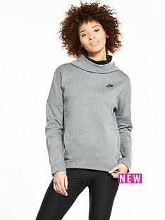 nike-tech-fleece-funnel-hoodie