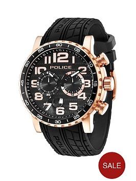 police-police-mens-black-multi-dial-black-strap-watch