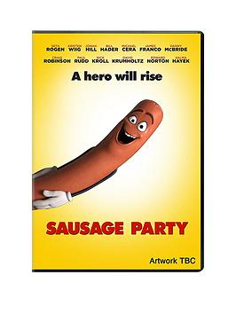 sausage-party-dvd